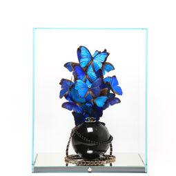 Chanel Perle Azur - FERAL ROMAN - Galeries Bartoux