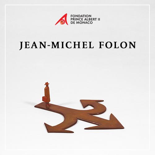 JEAN-MICHEL FOLON - Prince Albert II of Monaco Foundation - Galeries Bartoux