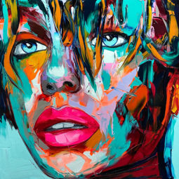 Adeline - NIELLY FRANCOISE - Galeries Bartoux