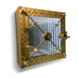 Vanity Box Gold - NOART - Galeries Bartoux