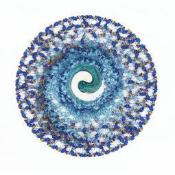 Dreamcatcher Spiral - ANNALU - Galeries Bartoux