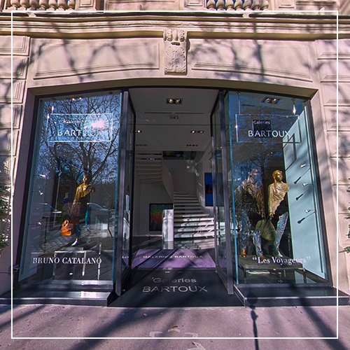VISIT OUR VIRTUAL GALLERIES - Galeries Bartoux