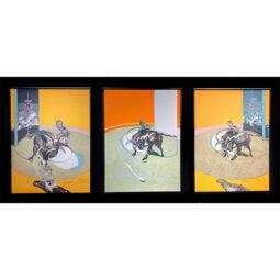 Miroir de la tauromachie - BACON FRANCIS - Galeries Bartoux