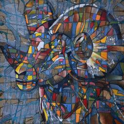Bélier II - ASSAËL FRÉDÉRIQUE - Galeries Bartoux