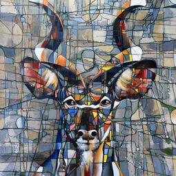 Kudu II - ASSAËL FRÉDÉRIQUE - Galeries Bartoux