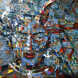 Le temps du rêve I - ASSAËL FRÉDÉRIQUE - Galeries Bartoux