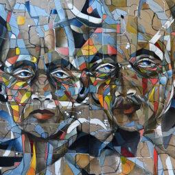 Osmose IV - ASSAËL FRÉDÉRIQUE - Galeries Bartoux