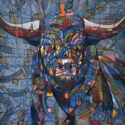 Toro II - ASSAËL FRÉDÉRIQUE - Galeries Bartoux