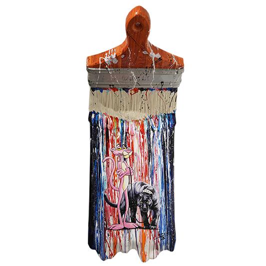 Pinceau Like a boss - DURIX JULIEN - Galeries Bartoux