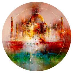 Taj Mahal - CASCINI NADIA - Galeries Bartoux