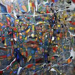 Le temps du rêve III - ASSAËL FRÉDÉRIQUE - Galeries Bartoux