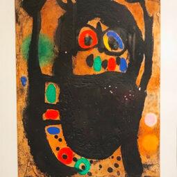La femme aux bijoux - MIRO JOAN - Galeries Bartoux