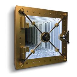 Safe gold X - NOART - Galeries Bartoux