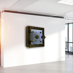 Vanity box black - NOART - Galeries Bartoux