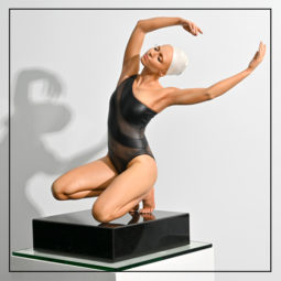 CAROLE A.FEUERMAN – New collaboration - Galeries Bartoux