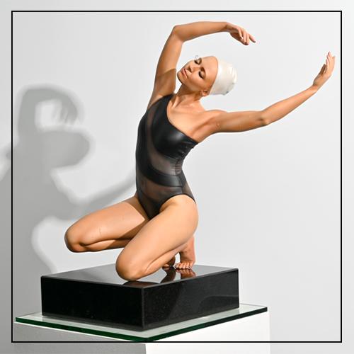 CAROLE A.FEUERMAN - Nouvelle collaboration - Galeries Bartoux