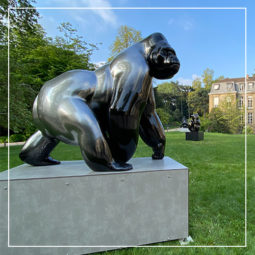 Michel Bassompierre – Fragiles Colosses - Galeries Bartoux