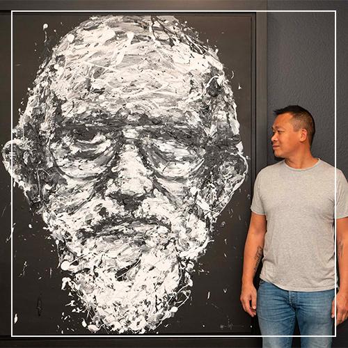 Hom Nguyen x Fondation Abbé Pierre - Galeries Bartoux