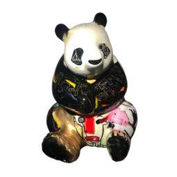 Bâ le panda - MARINETTI JULIEN - Galeries Bartoux