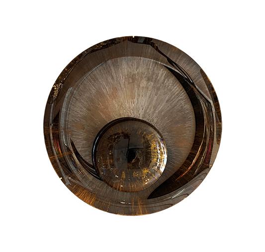 Or et argent - 3D Rock - GAIGNON CHRISTOPHE - Galeries Bartoux