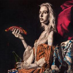 Hot dog Queen III - MORENO GABRIEL - Galeries Bartoux