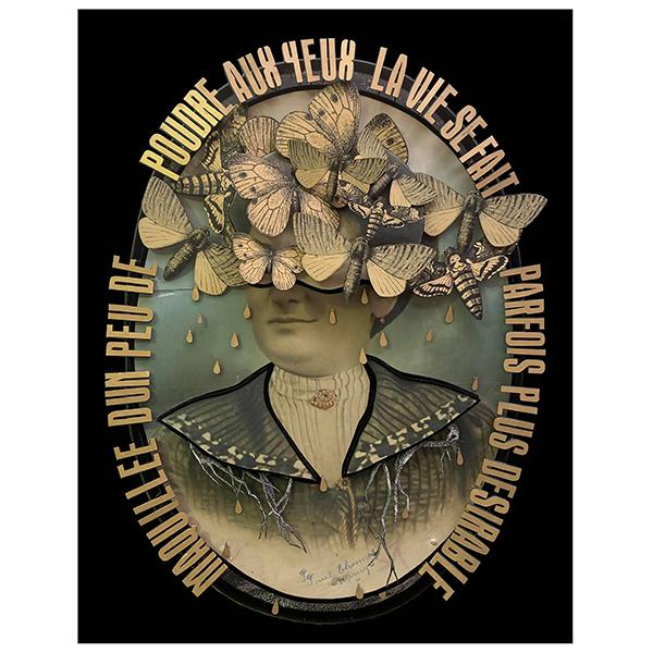 Maquillée d'un peu de poudre aux yeux - MADAME - Galeries Bartoux