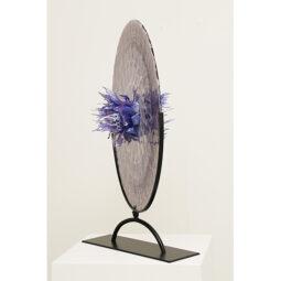 Vas Loto Violet - ANNALU - Galeries Bartoux