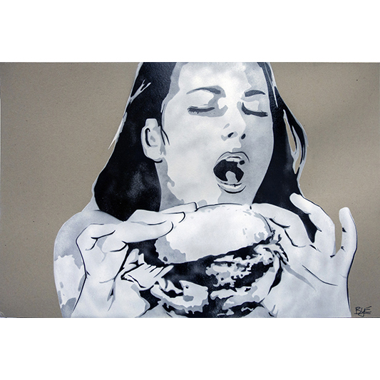 Desire speaks - BYC - Galeries Bartoux