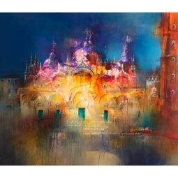 Soulportrait #28 - Cathedral de St Marc - CASCINI NADIA - Galeries Bartoux