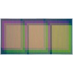 Physichromie 1912 - CRUZ-DIEZ CARLOS - Galeries Bartoux