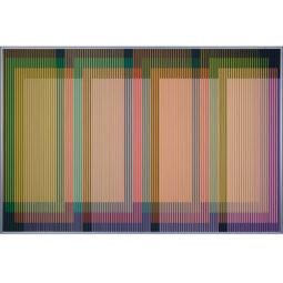 Physichromie n°1919, Paris 2014 - CRUZ-DIEZ CARLOS - Galeries Bartoux