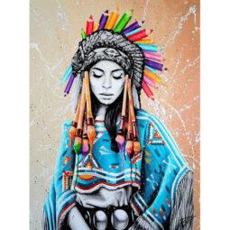 Indian Colors 11 - DURIX JULIEN - Galeries Bartoux