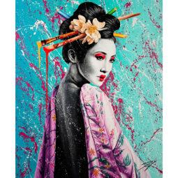 Japanese Colors - DURIX JULIEN - Galeries Bartoux