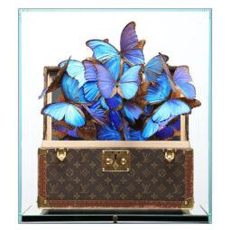 Louis Vuitton Azur III - FERAL ROMAN - Galeries Bartoux