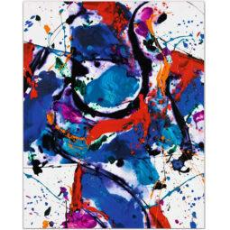 Untitled - FRANCIS SAM - Galeries Bartoux