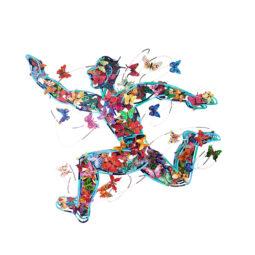Freedom spirit in the air - GERSTEIN DAVID - Galeries Bartoux