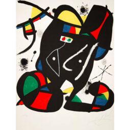 COMPIR SENSE NAFRAR III - MIRO JOAN - Galeries Bartoux