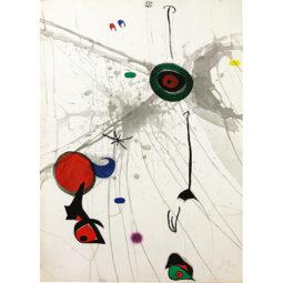 DEBALLAGE I - MIRO JOAN - Galeries Bartoux