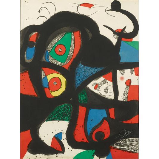 GARGANTUA - MIRO JOAN - Galeries Bartoux