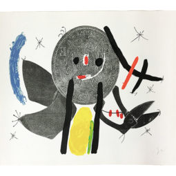CHOC À PHYNANCES - MIRO JOAN - Galeries Bartoux