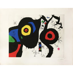 DEUX AMIS - MIRO JOAN - Galeries Bartoux