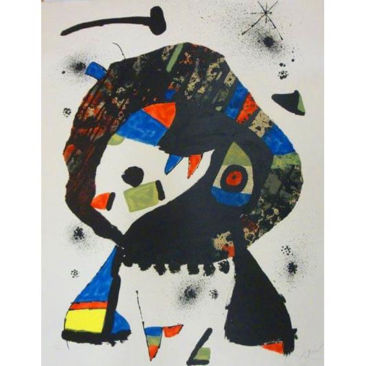 EL MERMA - MIRO JOAN - Galeries Bartoux