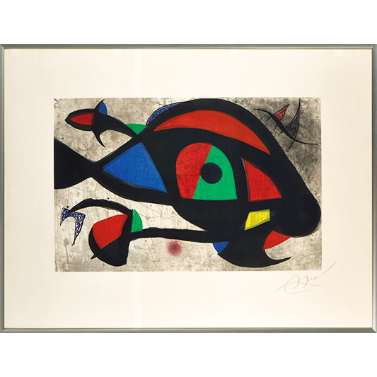 LE BELUGA - MIRO JOAN - Galeries Bartoux