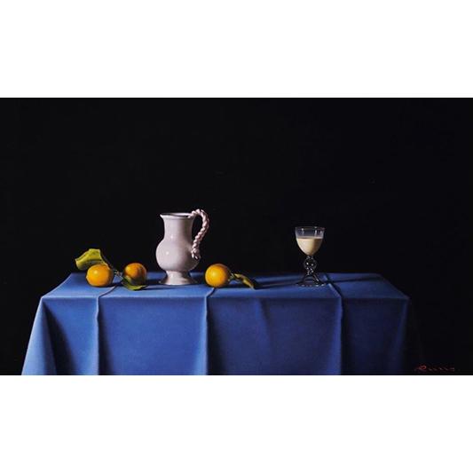Le pichet blanc - RUSSO PIERRE-YVES - Galeries Bartoux