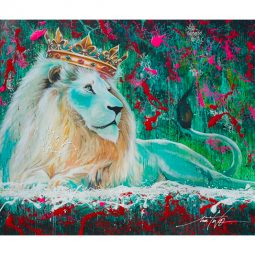 Majestic Lion - NOE TWO - Galeries Bartoux