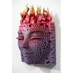 Mask #71 - BRUVEL GIL - Galeries Bartoux