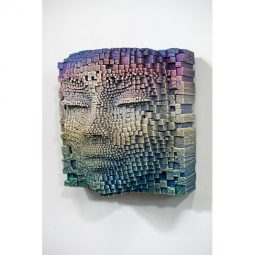 Mask #81 - BRUVEL GIL - Galeries Bartoux