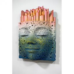 Mask #83 - BRUVEL GIL - Galeries Bartoux