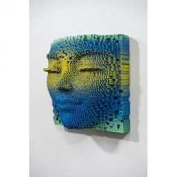 Mask #84 - BRUVEL GIL - Galeries Bartoux