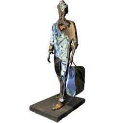 Etude d'Hubert - CATALANO BRUNO - Galeries Bartoux